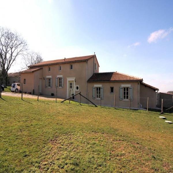 Offres de vente Maison Saint-Sulpice-de-Ruffec 16460