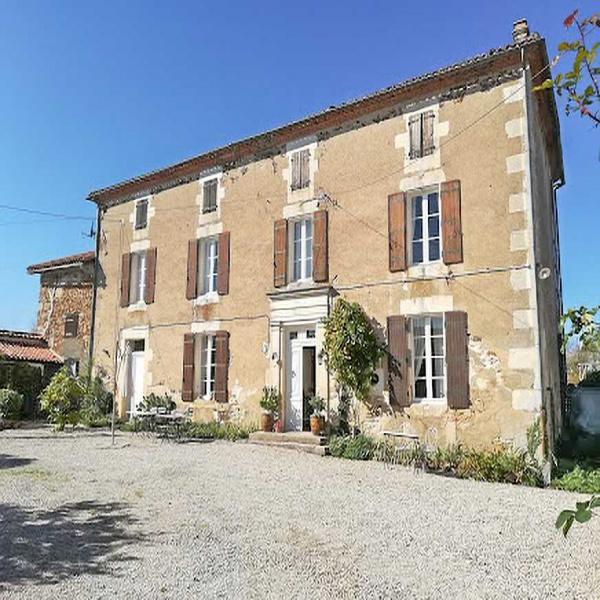 Offres de vente Maison La Péruse 16270